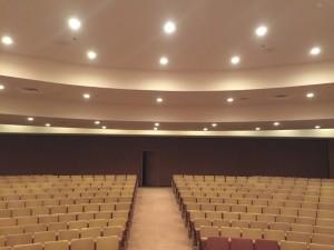 New City Jewish Center - Sanctuary Retrofit